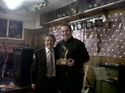 02 - Joe McBrearty Winning Captain (Steamers) Steamers Challenge 2010