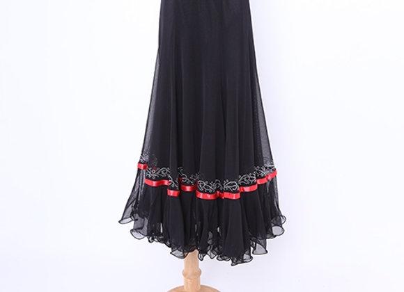 社交ダンス スカート