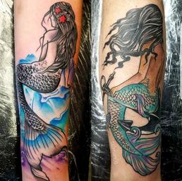 Adrian Mermaids