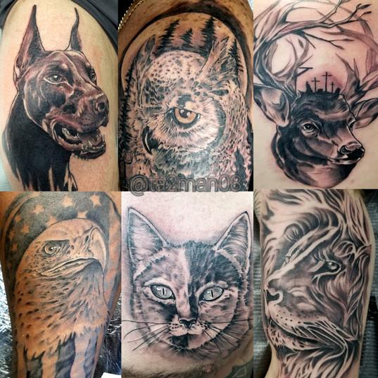 Adrian Custom Animals