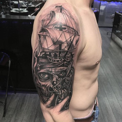 nooch pirate