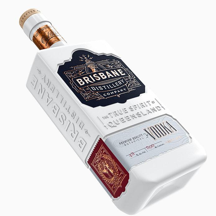 Brisbane Distillery Vodka