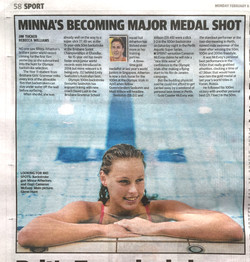Minna Courier Mail 8 Feb