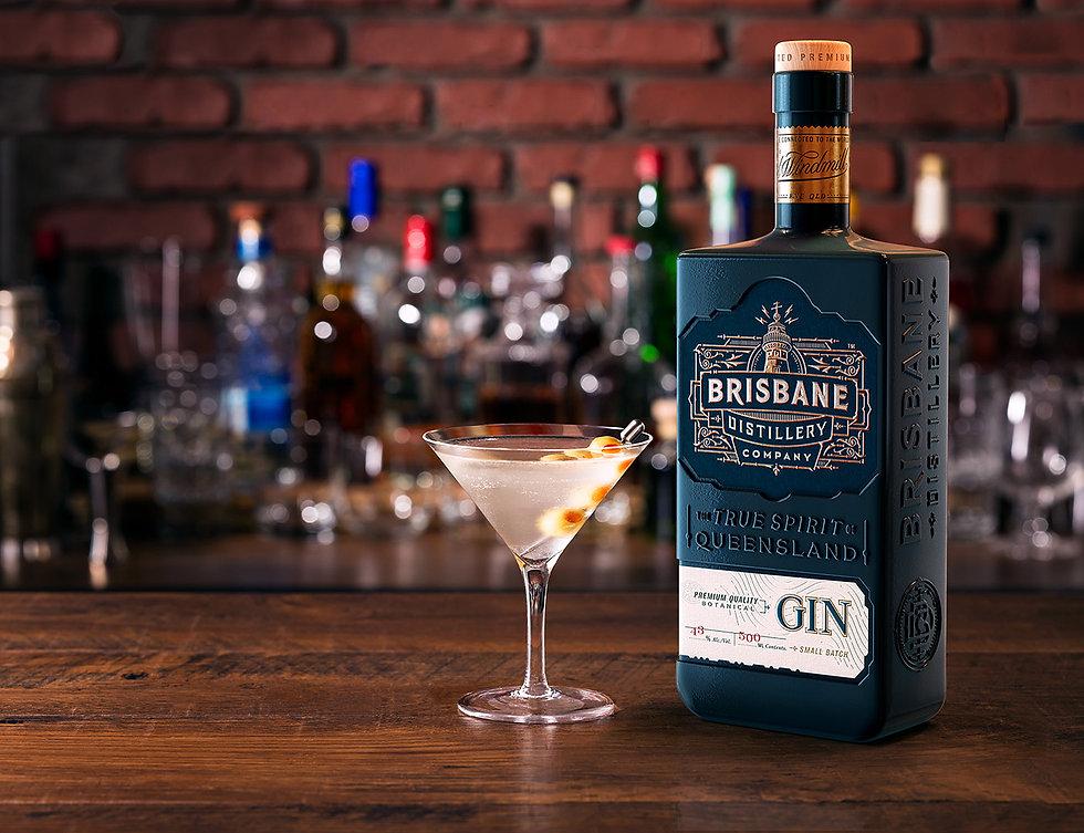 Brisbane Distillery Bar