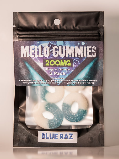 Mello Gummies 200mg