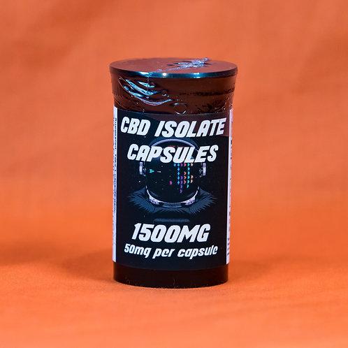 CBD Capsules 1500mg
