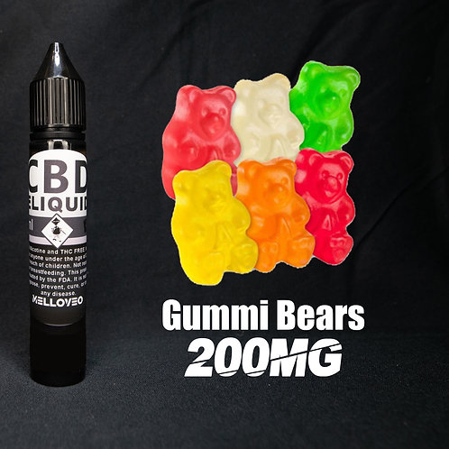 CBD E-Juice 200mg