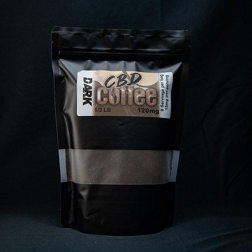 CBD Coffee / Dark Roast