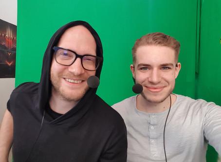 FM4 Twitch Stream with Robert Glashüttner