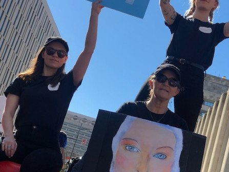 Los Angeles Women's March Pictures
