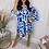 Thumbnail: Printed Smock Dress