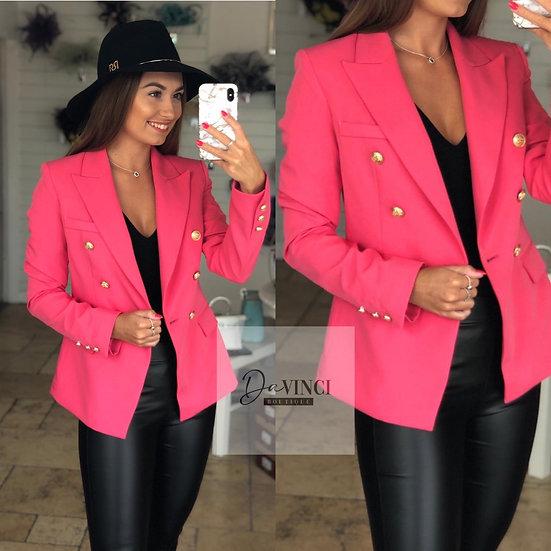 Balmain inspired blazer