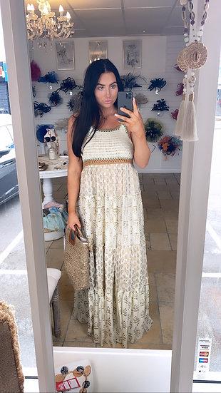 Ocean Maxi Dress