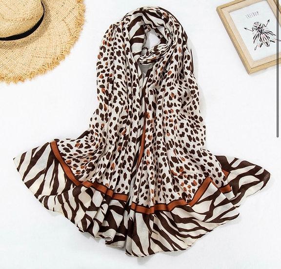 Autumn Cotton scarf