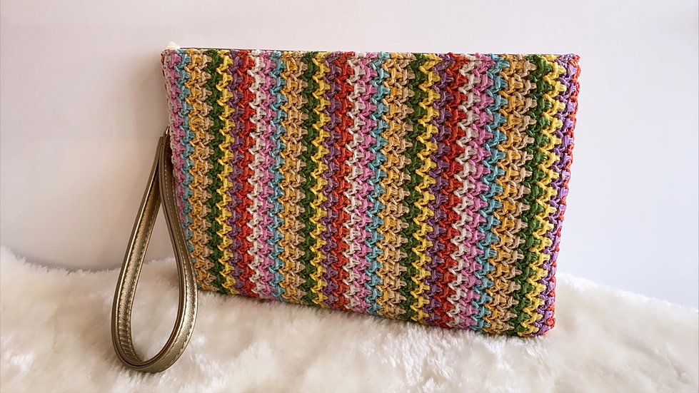 Multicolour clutch