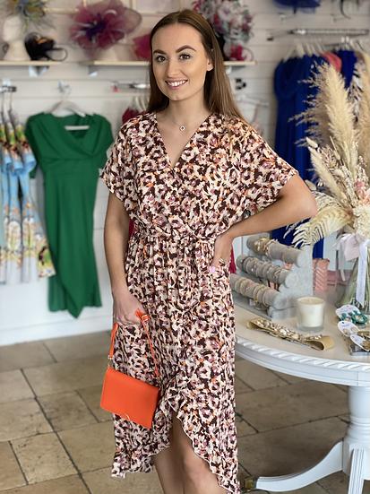 Animal Summer Dress