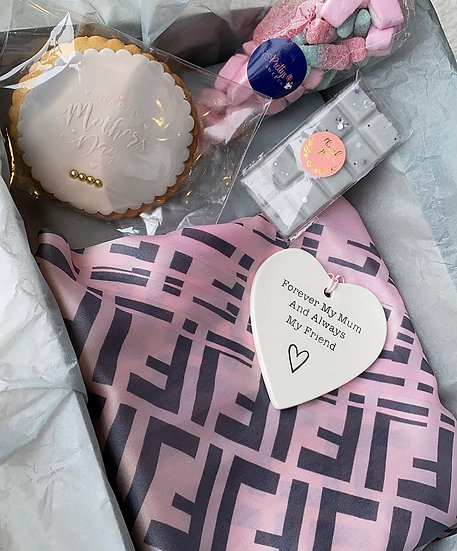 🌸 Scarf Mother's Day box 🌸