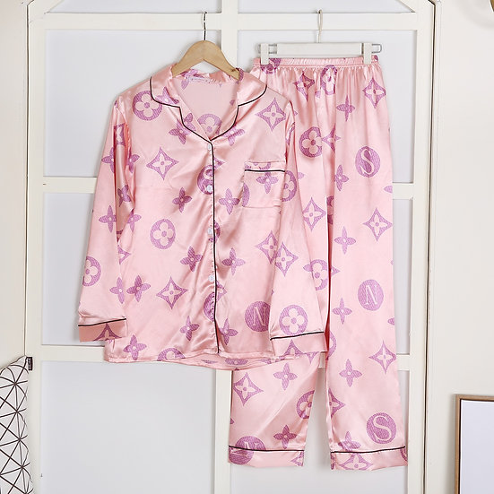 Pink designer inspired PJ's