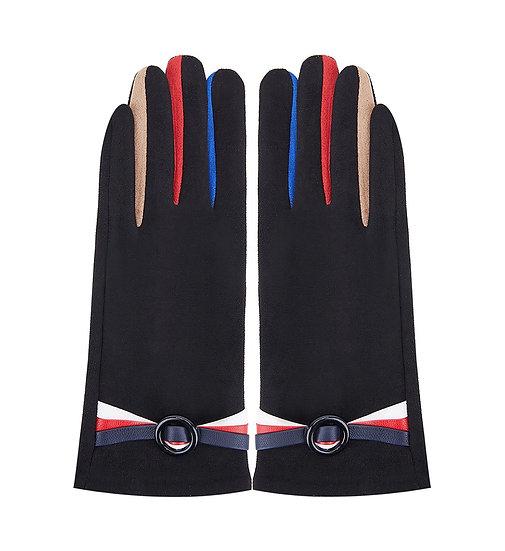 Multicolour glove