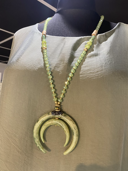 Long Necklaces- varied styles