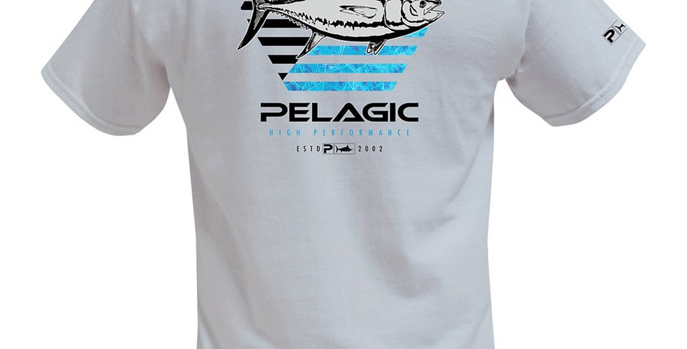 Pelagic Playera Hexed Premium Modern CMT