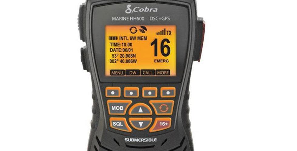 Cobra Marine Radio VHF Flotante HH600