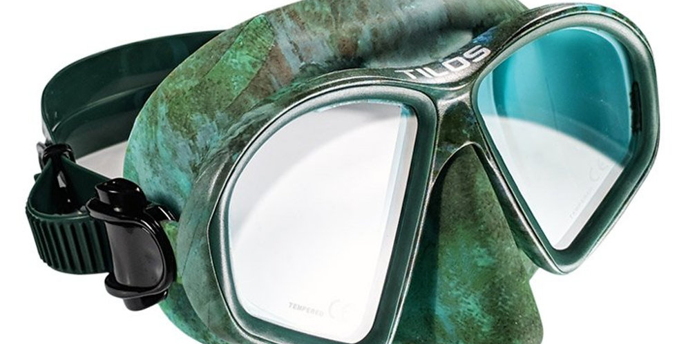 Tilos Visor Apnea/Buceo Spawn Camo  M130-2GCA