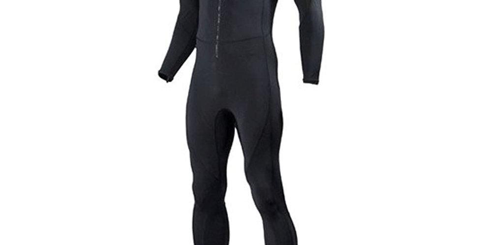 Tilos Traje Completo de Lycra Unisex Negro