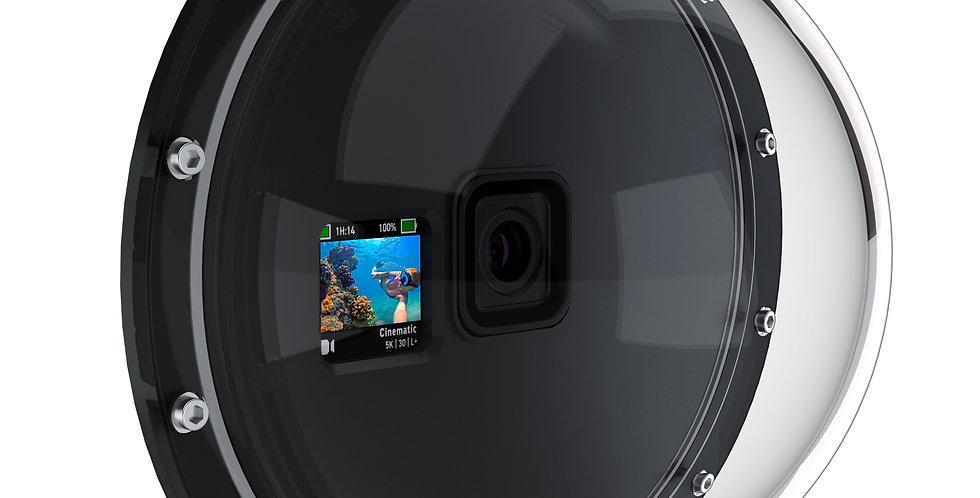 GoPole Carcasa Domo para GoPro 45m