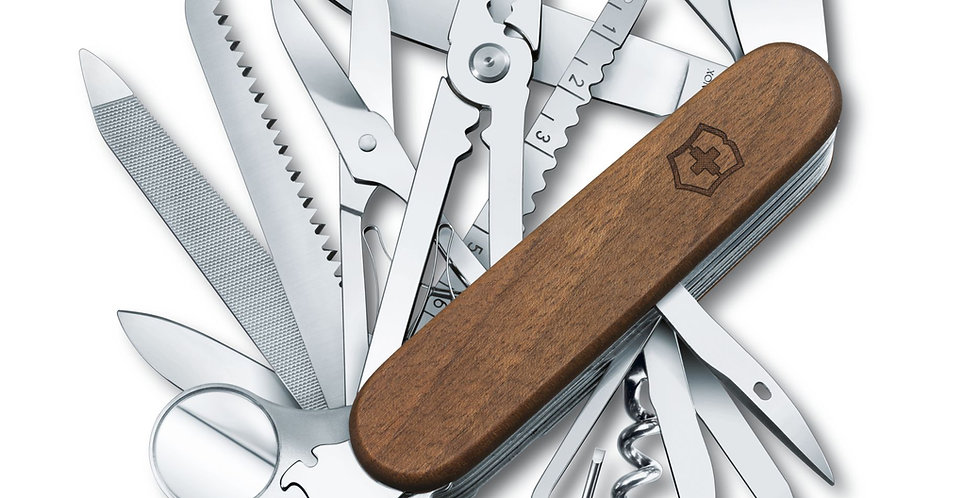 Victorinox Swiss Champ Wood