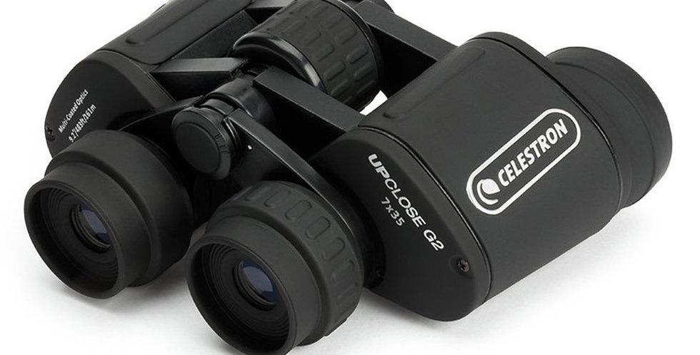 Celestron Binoculares UpClose G2 7X35