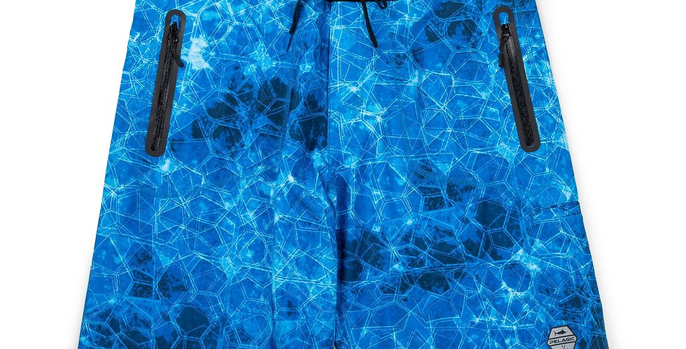 Pelagic Short Hydro-Lite Pro Blue Hexed