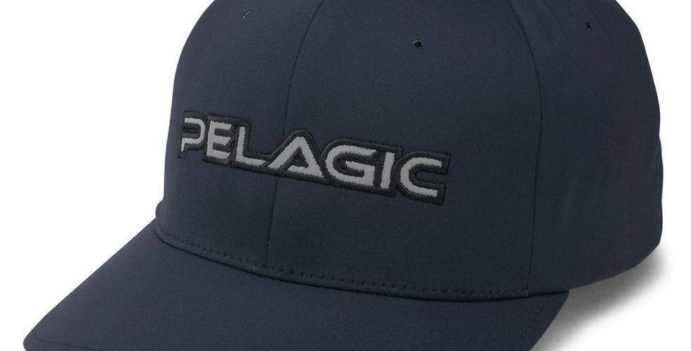Pelagic Gorra Flexfit Delta Navy