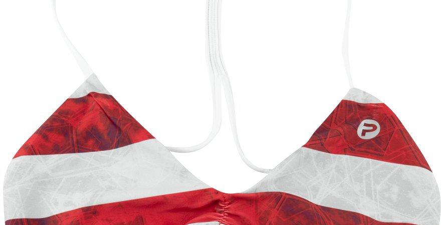Pelagic Lahaina Reversible Bikini Top Americamo
