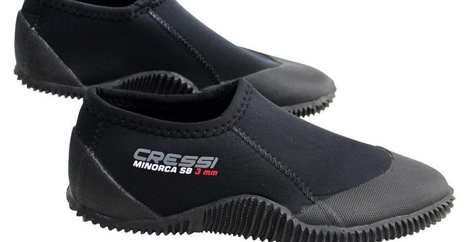 Cressi Zapato de Neopreno Minorca 3mm