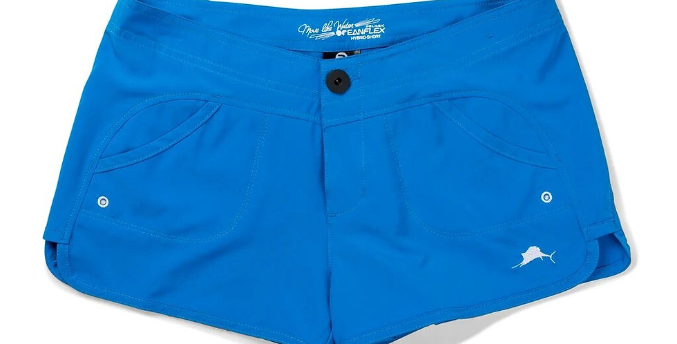 Pelagic Shorts Moana Hybrid Color Azul