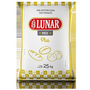 Lunar Mix Pré-mistura para pão francês Plus