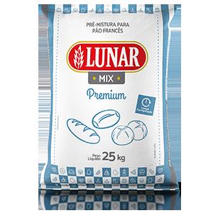 Lunar Mix Pré-mistura para pão francês Premium