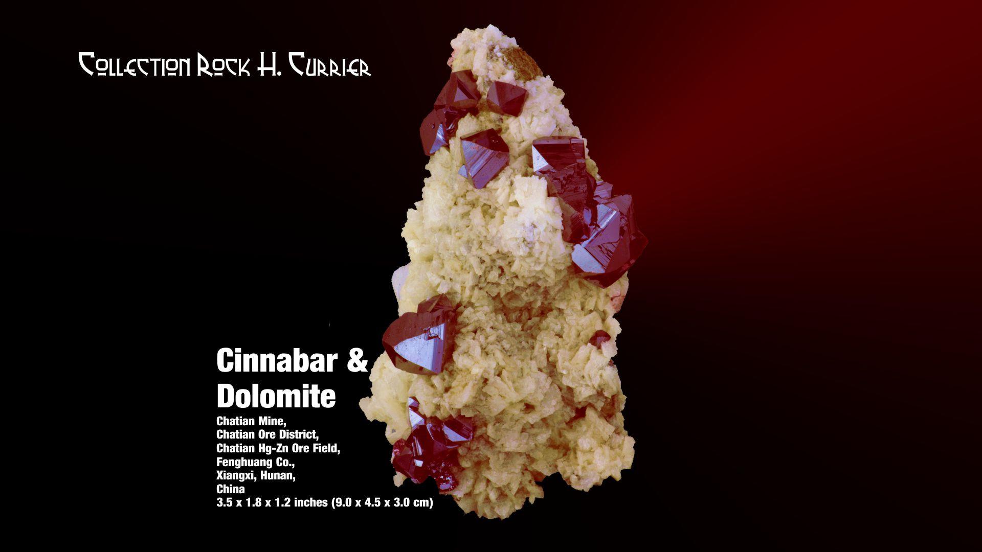Cinnabar with Dolomite Coll RHC.jpg