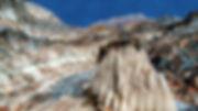 Dôme de sel de Dashti, Montagnes du Zagros, Iran