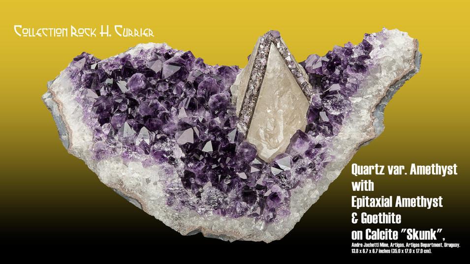 Amethyst & Goethite on calcite.jpg