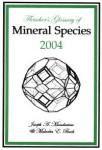 Fleischer's Glossary of Mineral Species.