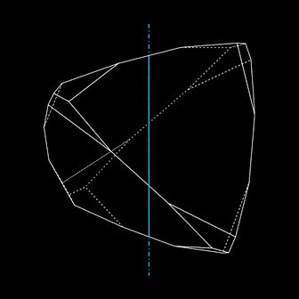 Axe inverse en cristallographie