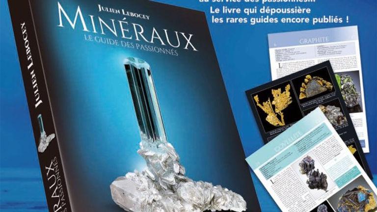 Couverture les minéraux