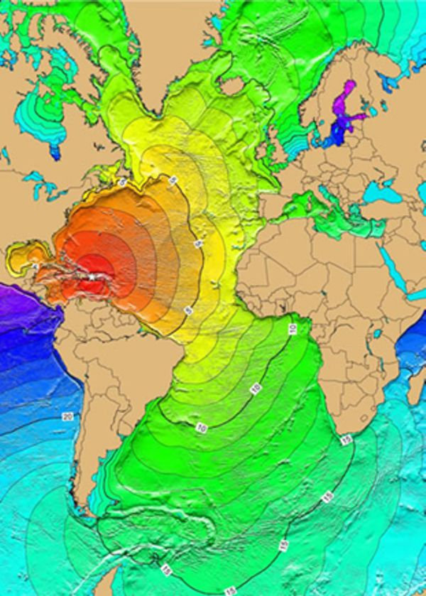 Tsunami de Puerto Rico 11 octobre 1918.j