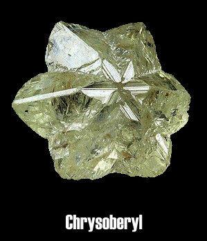 Chrysobéryl