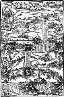Illustration Agricola -De Remetallica.jp
