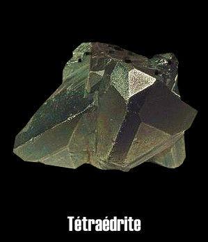 Tetraédrite