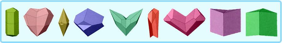 Schémas de macles