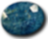 Métaquartzite à lazulite bleue.